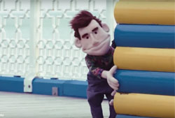 dutch uncles puppet